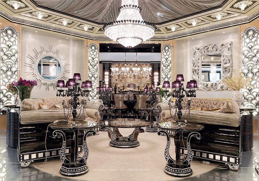 Мебели - Francesco Molon