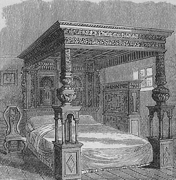 Ренесансов стил мебели