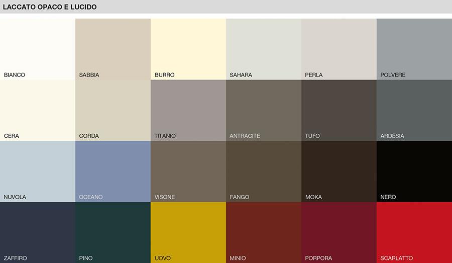 Цветове - MDF мат